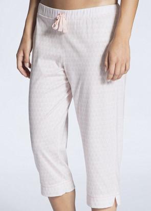 Calida Favourites Trend 3/4 pyjamasbukser XS-L rosa