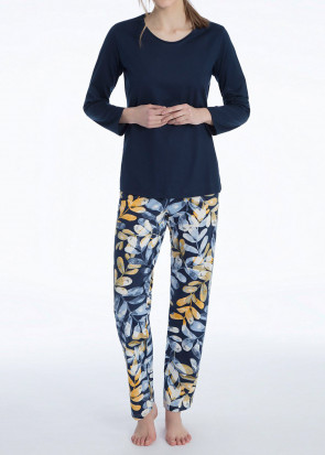 Calida Nele pyjamas XXS - L blå