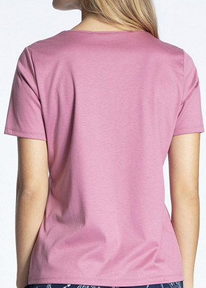 Calida Favourites Trend kortærmet trøje XXS-L rosa