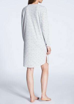 Calida Sweet Dreams pyjamas-skjorte XXS-L mønstret