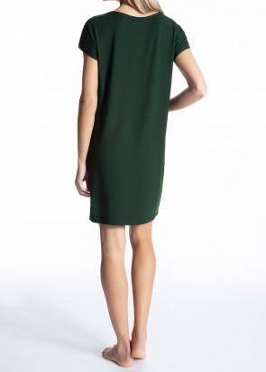 Calida Cosy Glam sovskjorta XXS-L mörkgrön