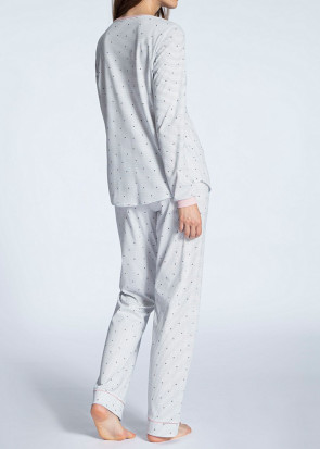 Calida Sweet Dreams pyjamas XXS-L mønstret