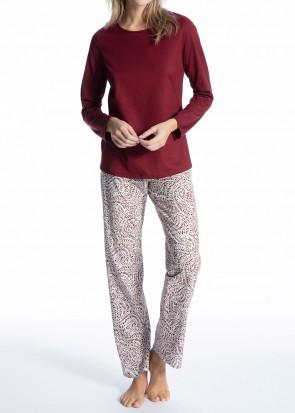Calida Cosy Cotton Trend pyjamas XXS-L mønstret