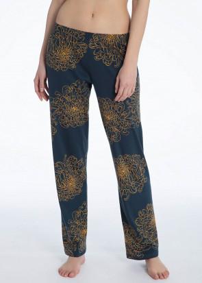 Calida Favourites Trend Pyjamasbukser XXS-L Mørkeblå