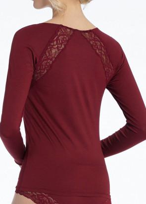 Calida Sabia långärmad tröja XXS-M röd