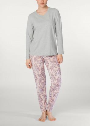 Calida Gwyneth pyjamas XS-L Mønstret