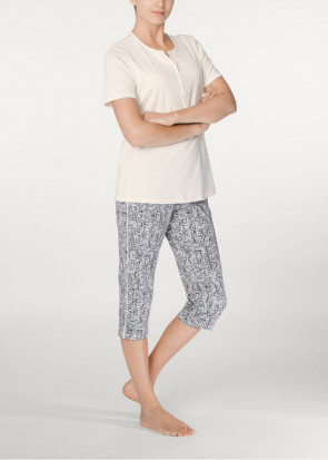 Calida Sharon pyjamas XS-L Mønstret