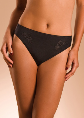 Chantelle Hedona Brief Trusse 38-46 Sort