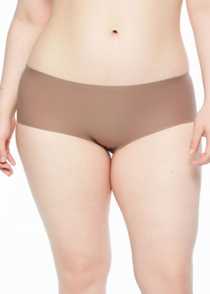 Chantelle SoftStretch hipster plus size brun