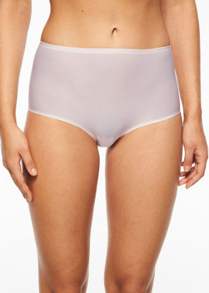Chantelle SoftStretch brieftrosa med hög midja one size rosa