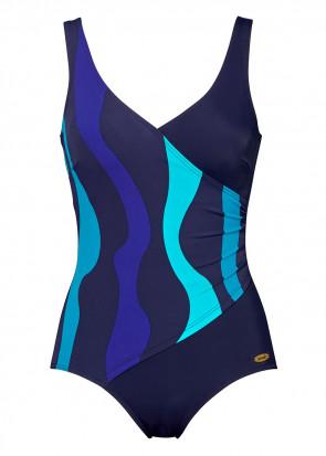 Damella badedragt 36-54 royalblå