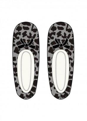 Damella sandaler 34/36-37/39 mønstret leopard