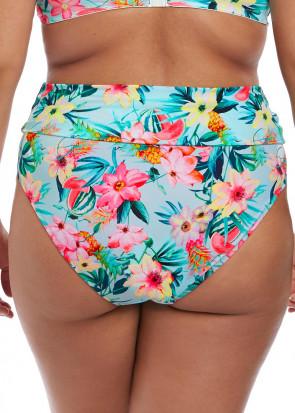 Elomi Swim Aloha bikiniunderdel med justerbar kant 42-52 multi