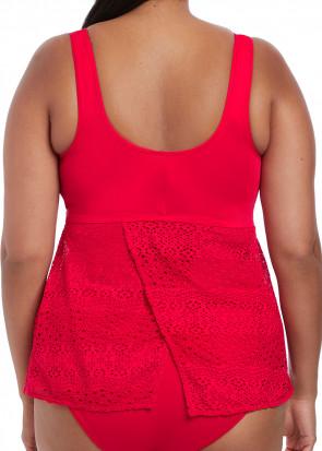 Elomi Swim Indie tankini 42-52 rød