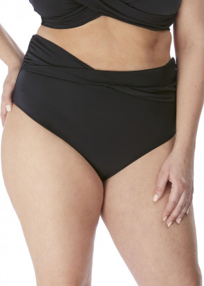 Elomi Swim Magnetic bikiniunderdel twist 40-52 sort