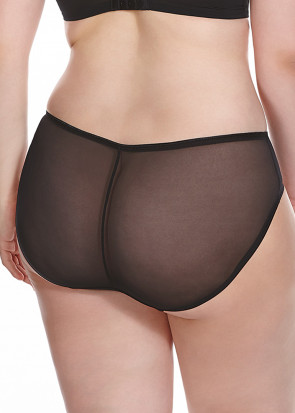 Elomi Matilda Brief Trusse M-4XL Sort