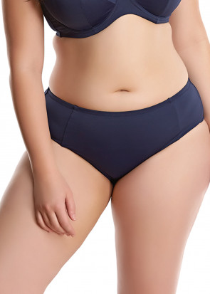 Elomi Essentials bikini underdel 42-52 blå