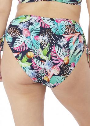 Elomi Swim Pina Colada bikiniunderdel justerbar 40-52 mönstrad