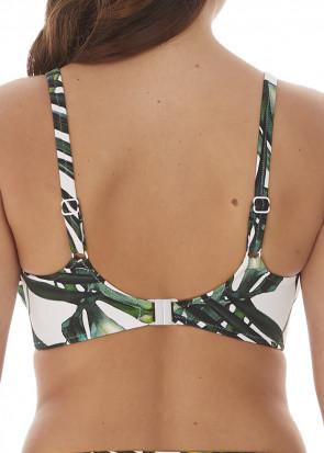 Fantasie Swim Palm Valley bikinioverdel balconette D-K skål mønstret