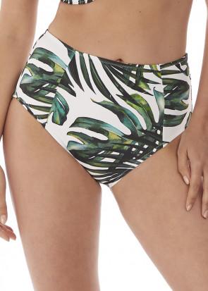 Fantasie Swim Palm Valley bikiniunderdel med høj talje S-XXL mønstret