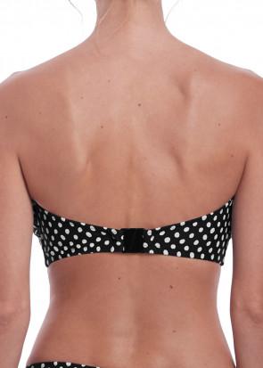 Fantasie Swim Santa Monica bikinioverdel bandeau D-I skål mønstret