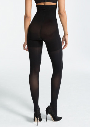 Spanx Luxe Leg High-Waisted Tights A-E sort