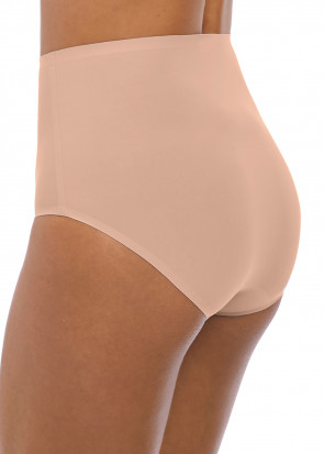 Fantasie Smoothease Invisible brieftrusser med høj talje One Size beige
