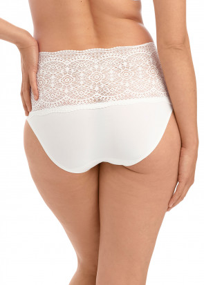 Fantasie Lace Ease Invisible brieftrosor One Size vit