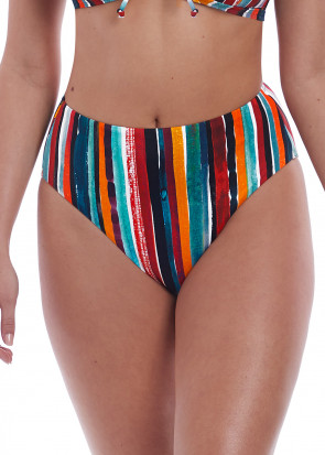 Freya Swim Bali Bay bikiniunderdel med høj talje XS-XXL multi