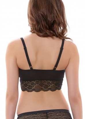 Freya Fancies Bralette sort XS-XL