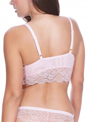Freya Fancies Bralette lyserød XS-XL