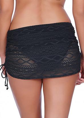 Freya Swim Sundance Bikiniunderdel med kjol XS-XL sort