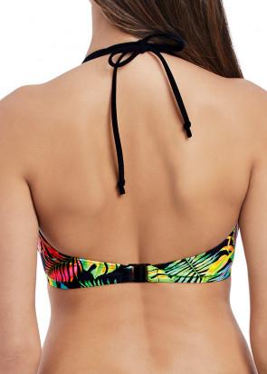 Freya Swim Electro Beach Tropical Halter Bikini C-H skål