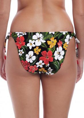 Freya Swim Tiki Bar bikiniunderdel med sideknytning XS-XL mønstret