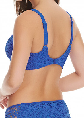 Freya Sundance bikini top D-L skål blå