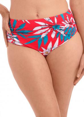 Fantasie Swim Santos Beach bikiniunderdel brief med hög midja S-XXL mönstrad