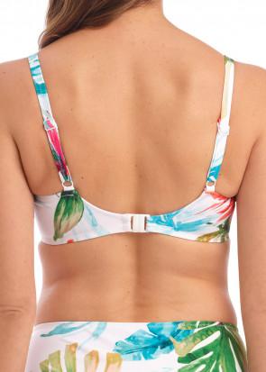 Fantasie Swim Kiawah Island bikiniöverdel fullkupa D-M kupa mönstrad