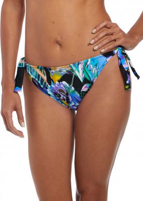 Fantasie Swim Paradise Bay bikiniunderdel med sideknytning XS-XL aqua multi