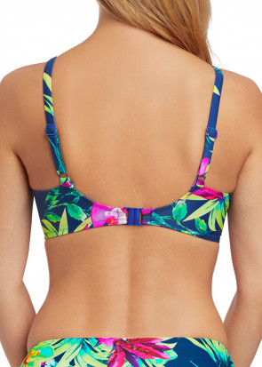 Fantasie Swim Amalfi fullkupa bikinioverdel D-M skål mønstret