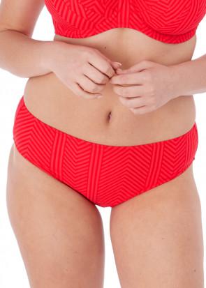 Fantasie Swim Long Island bikiniunderdel låg täckning XS-XXL röd