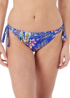 Fantasie Swim Burano bikiniunderdel med sidknytning S-XL mönstrad