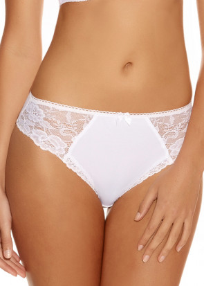 Fantasie Helena trusse brief XS-2XL hvid