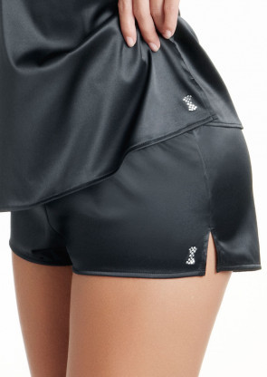 Implicite Talisman pyjamasshorts XS-L svart