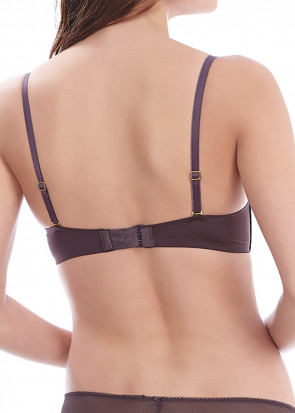 Wacoal Intuition push-up soft contour bh A-D skål espresso