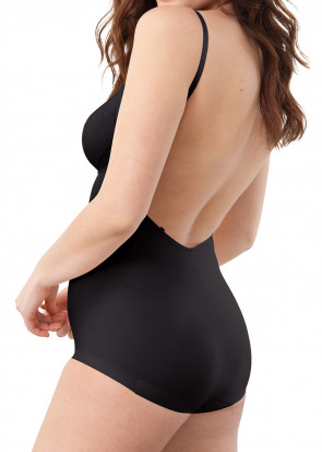 Maidenform Cover Your Bases shapingbody S-2XL svart