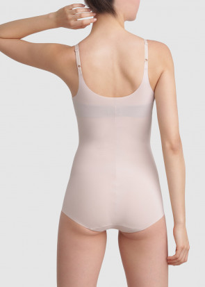 Maidenform Sleek Smoothers shapingbody S-2XL Beige