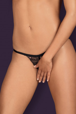 Chiccanta Crotchless Panties