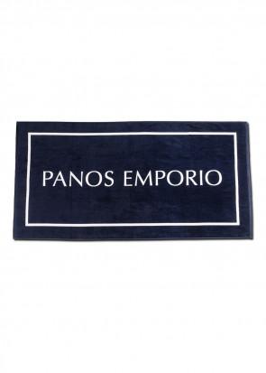 Panos Emporio Zakynthos badhåndklæde one Size blå