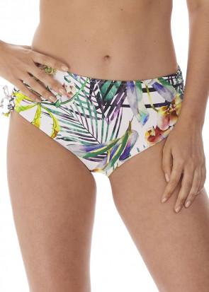 Fantasie Swim Playa Blanca bikiniunderdel justerbar brief S-XXL mønstret