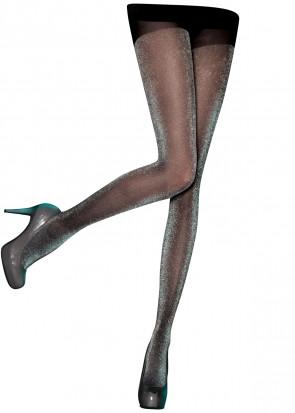 Pretty Polly Pretty Shimmer strømpebukser One Size